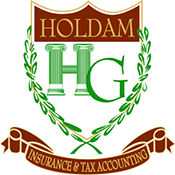 H.G. Holdam Insurance & Tax Accounting, Inc., Logo